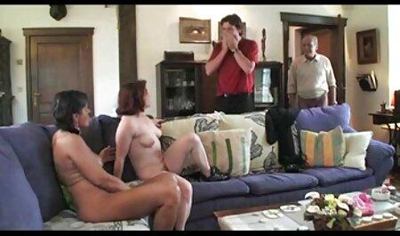 PASSION-HD La séduction d'escalier porn maman french à son meilleur